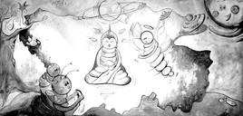 poucadou buddha