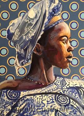 Bleu Sénégal