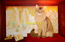 CHAT EGYPTIEN N.65