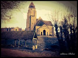 Thorigny sur Oreuse