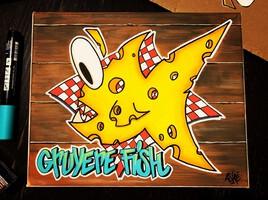 Gruyere Fish