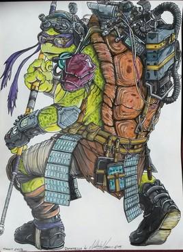 Donatello TMNT 2014