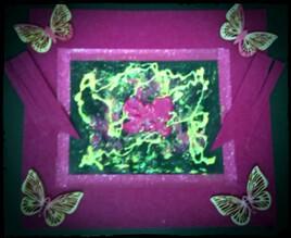 Le tableau papillons