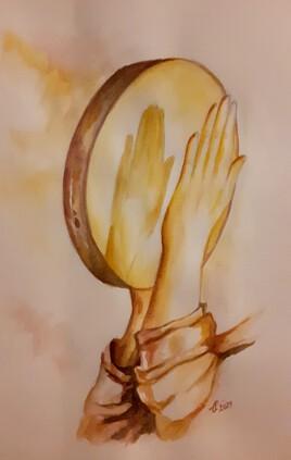 Éternel tu es ma force et le sujet de mes louanges