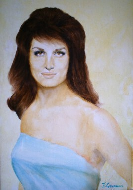 Dalida en 1965 chante ascoltami