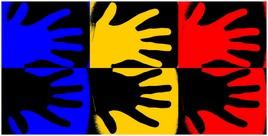Six visions de mains