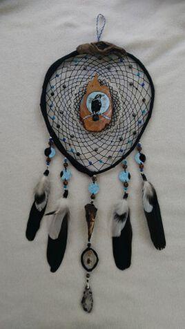 dreamcatcher corbeaux