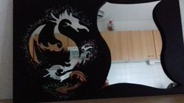 Le reflet du dragon