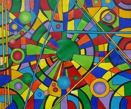 abstraction géométrique 2