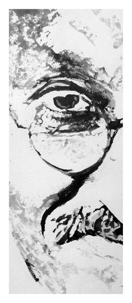 """""""Un portrait de Gandhi"""""""