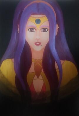 Portrait de Gaïa