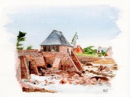 Moulin de Ploumanach
