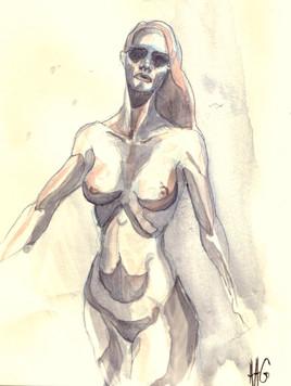 Femme nue 1