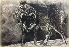Monotype (5). Loup