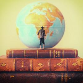 Explore a New World by Achraf Baznani