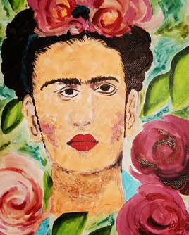 La mujer mexicana de Coyoacán