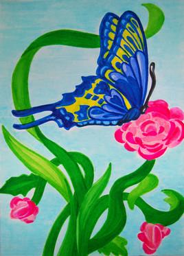 Butin de Papillon