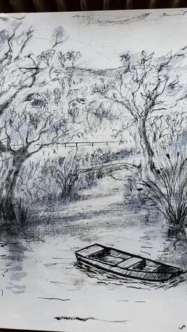 Pont sur la Drucat