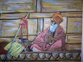 Sadhu de BENARES
