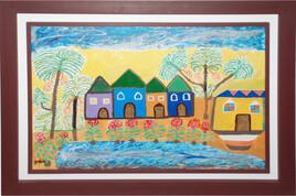 Les petites maisons et Daya
