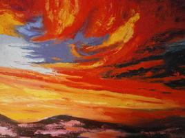 Ciel du solstice