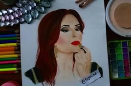 Portrait de Khadija belkhayat