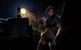La fille de la nuit