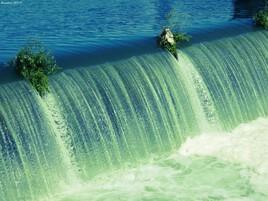 l'eau..
