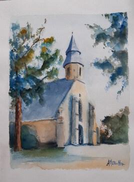 La chapelle de Kermaria