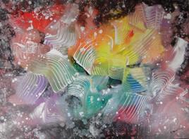 CATALYSTA, peinture acrylique avec catalyst