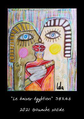 Le Baiser égyptien