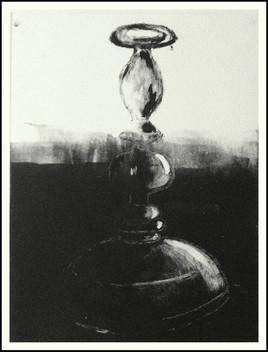 Monotype (1). Chandelier