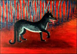 Le grand méchant loup....