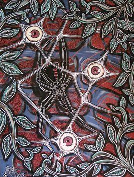 Peinture visions nocturnes