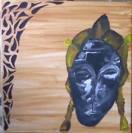 Masque savane