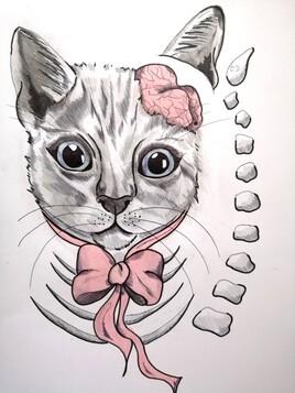 Frankencat