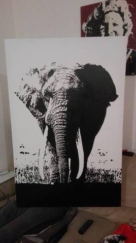 """L'Eléphant"""