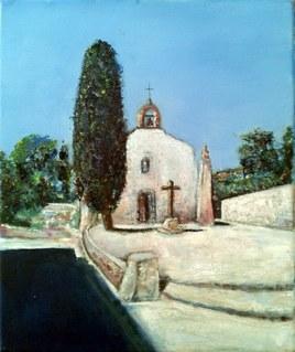 la chapelle de grimaud