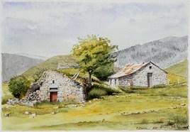 burons en Cantal