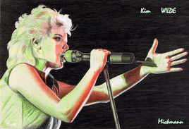 """Kim Wilde """"Live"""" N°2"""