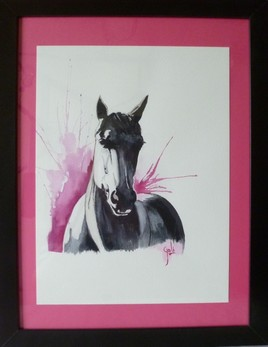 hors pink
