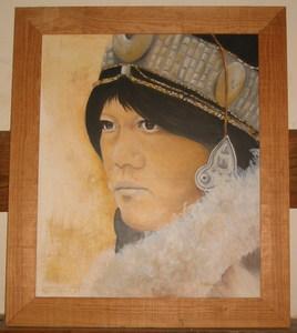 princesse mongol