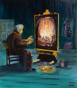 misére d'un peintre