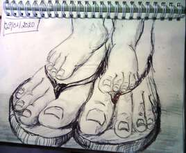 pieds etc...
