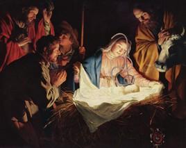 La Nativité - Anomalie 1