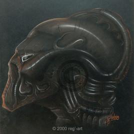 Anthropoïde 5 - Profil alien