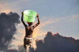 Histoires de Nuages, le porteur d'eau