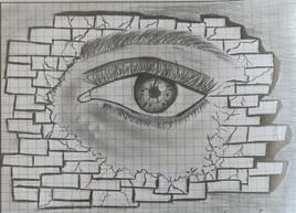 Les murs te regardent