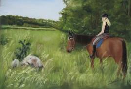 En Ballade, Céline et Ocre
