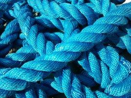 la corde bleu